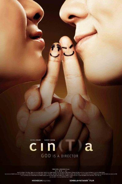 Poster Film Cin(T)a