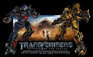 Transfomers 2 poster